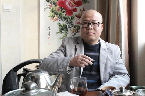 画家赵志扬:在油画艺术中自由地徜徉