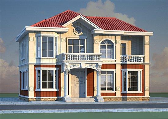三层重型钢结构别墅