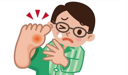痛风占总人口比例_痛风的症状图片