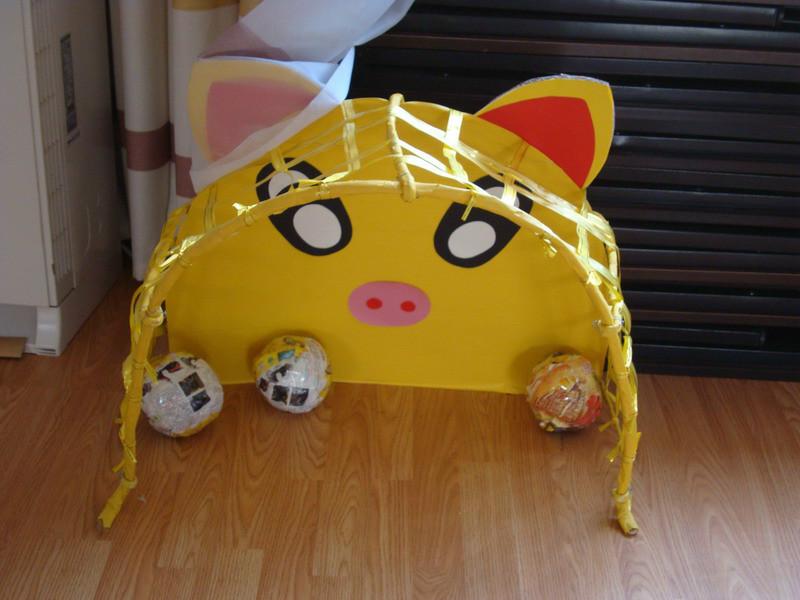 幼儿园老师自制手工户外教玩具大全!