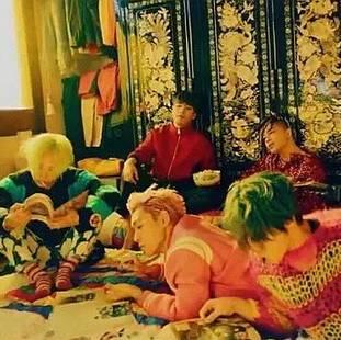 暌违8年,BIGBANG的正规专辑《MADE THE F
