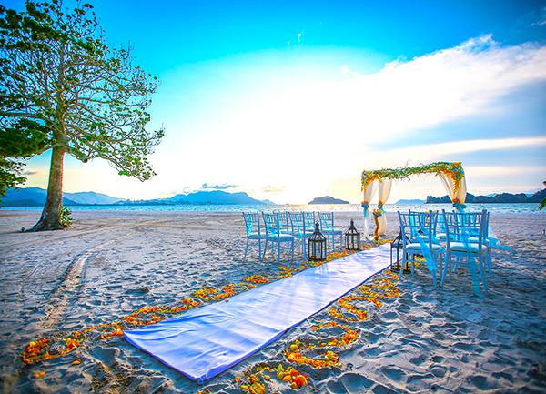 兰卡威,一个美女、沙滩、阳光兼备的海岛遛狗的视频美女图片