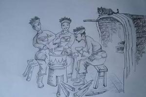船城码头老火锅·品牌故事篇