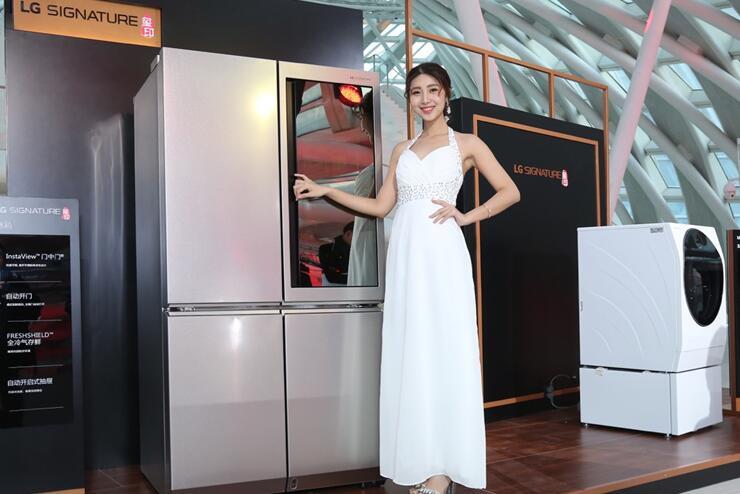 LG子品牌玺印进入中国市场 定位高端的照片 - 3