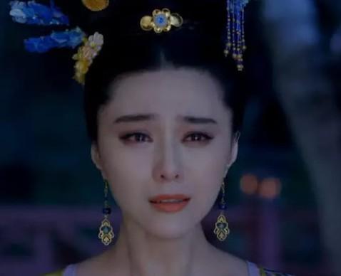 同样是哭戏,赵丽颖哭的痛彻心扉范冰冰却被金星骂图片
