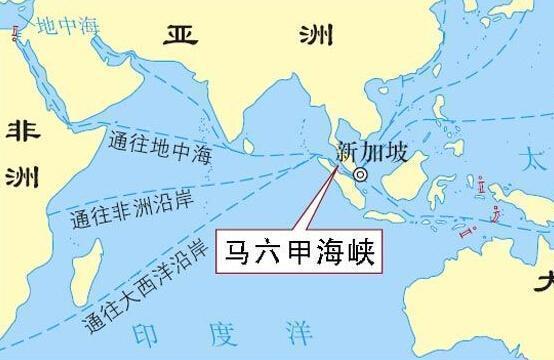 中国到新加坡地�_新加坡经济噩耗频传 想不到此命脉被中国断了