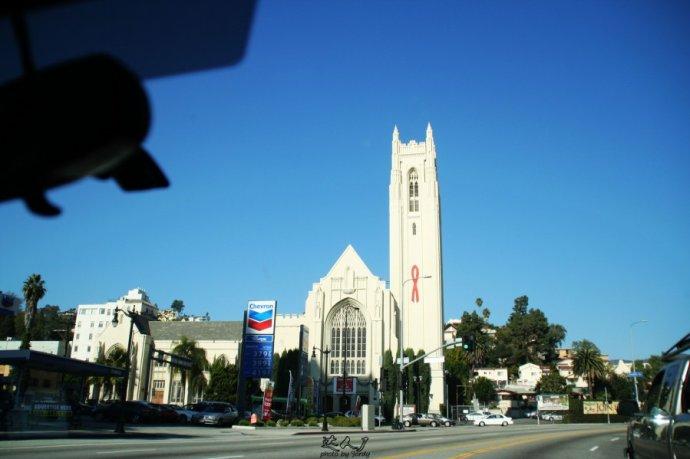 洛杉矶,敞篷车外的美景 - 达人J - 达人J · 365乐游日记
