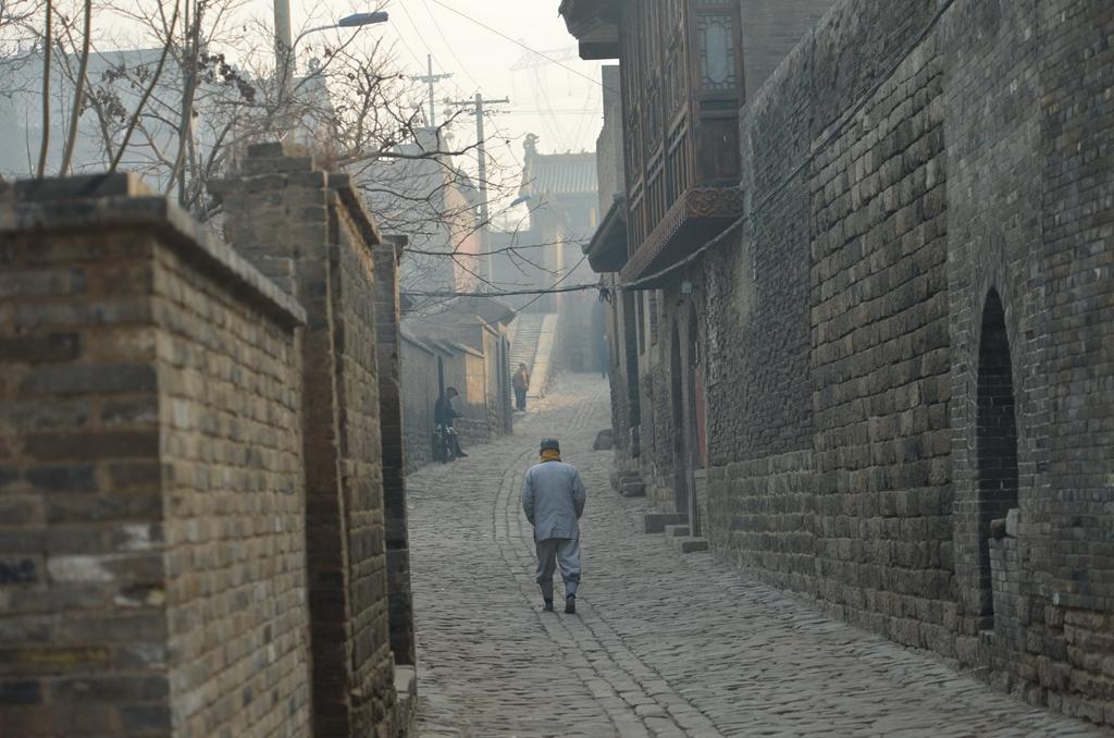 人去窑空,黄土高坡上的三个古村落 - TIM生命过客 - TIM生命过客的博客