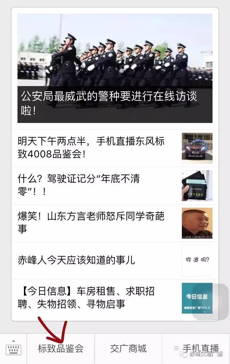 12月17日下午两点半,手机直播东风标致4008上市品鉴会高清图片
