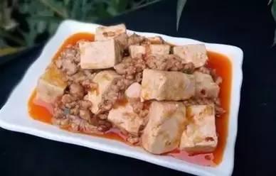 舌尖上的素食:十款豆腐素料理图片