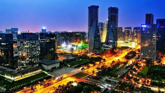 杭州未来gdp_杭州未来科技城