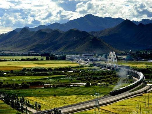 """拉日铁路一条让你坐着火车去珠峰、到尼泊尔的铁路"""""""