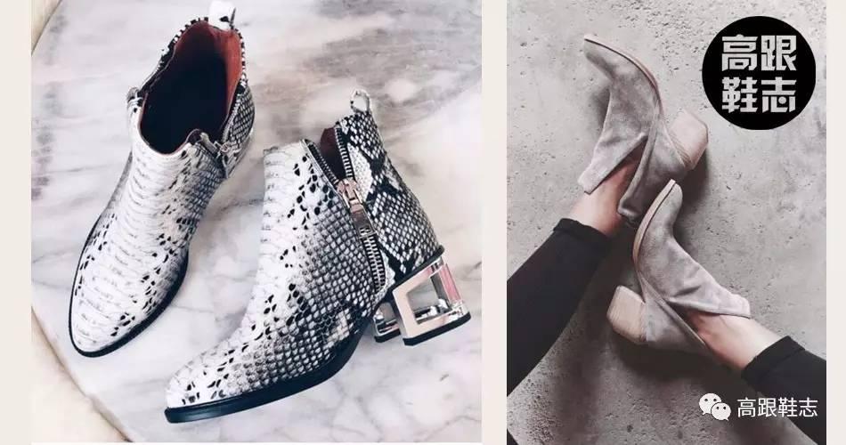 创新、有趣、前卫、可穿好几年的美鞋