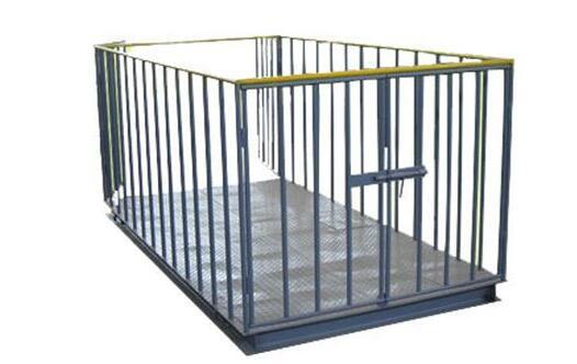养猪场内部框架结构设计图