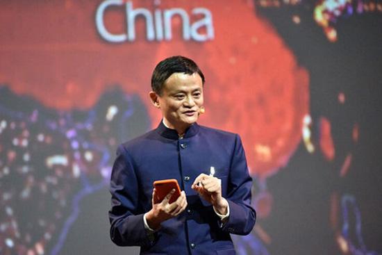 马云说未来赚钱的热门行业 阿里进驻微商