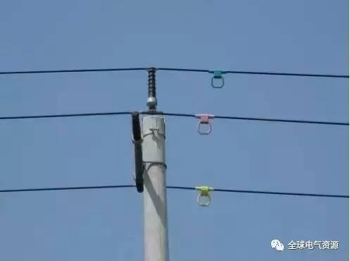 10KV配电线路安装工艺标准图片