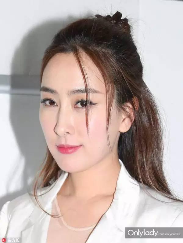 2017年十大流行发型!唐嫣刘诗诗她们提前梳了都