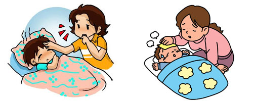 冬季小宝宝发烧解决对策-搜狐