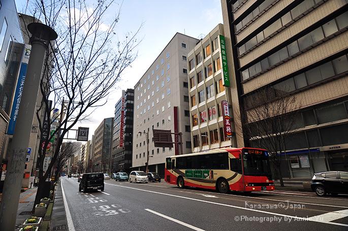 【日本】金泽,美景与美食的浪漫邂逅