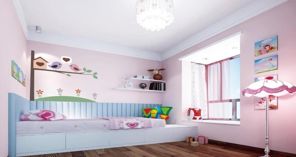 儿童房装修,父母自然要花些心思