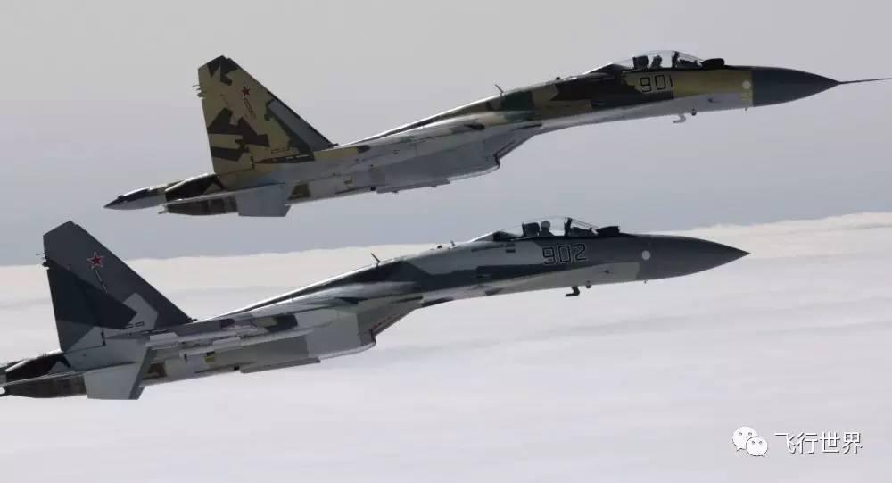 """外媒:俄将于近日向中国交付4架苏35战机"""""""