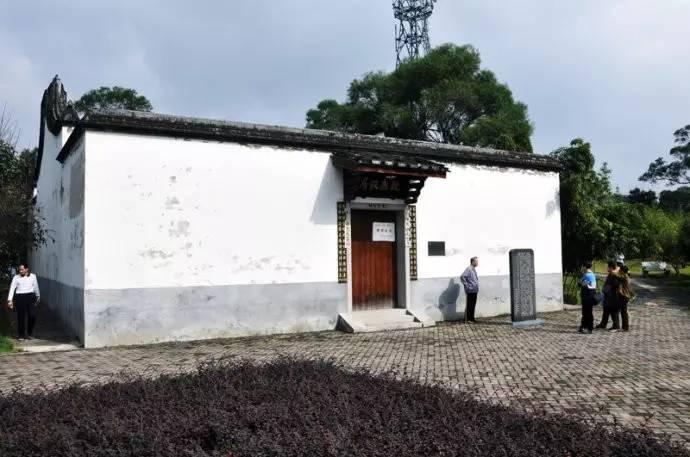 福州金鸡山公园内的纪念馆是为了纪念何许人也v公园整体酒柜图片