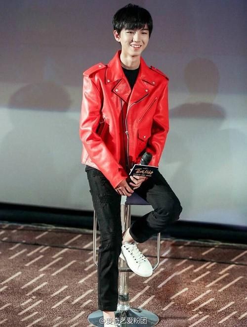 同样穿一身红衣,王俊凯妥妥碾压李易峰林更新?图片