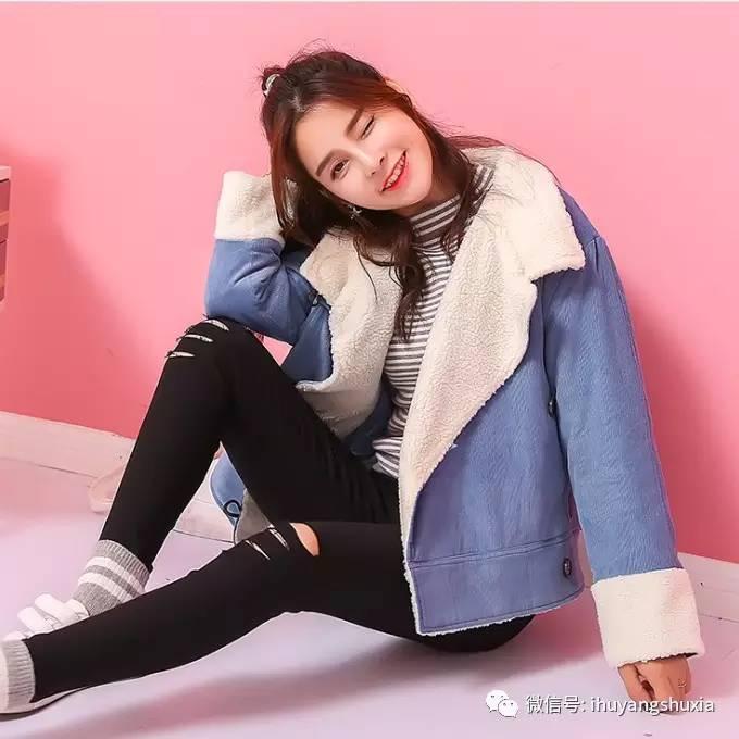 女生低的姑娘试试短款外套吧,利落又帅气!-搜狐说笑话个子图片
