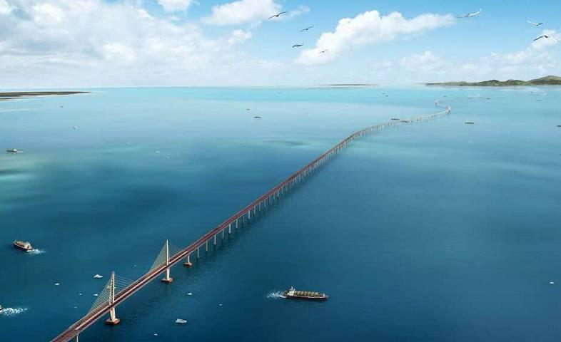 中国桥梁 之港珠澳大桥