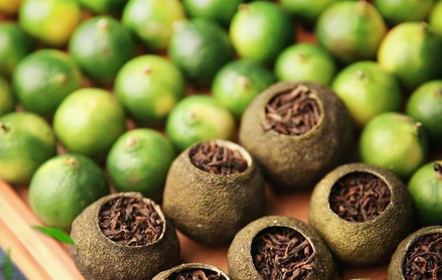 小青柑普洱茶产地在哪里?小青柑是哪里的特产?