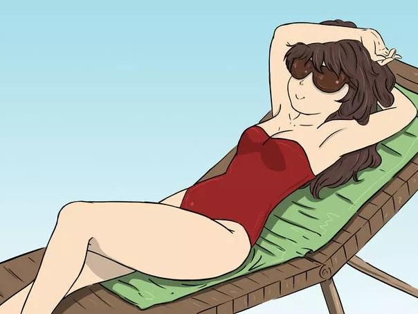 """叫你如何在月经期间游泳 缓解痛经又减肥"""""""