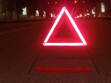 """90的司机都不知道的三角警示牌!可救命用!"""""""