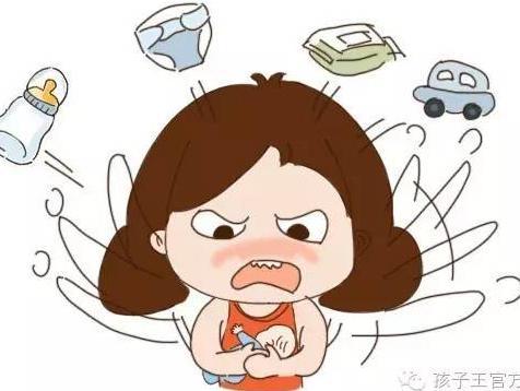 """哪个女人天生就会当妈?中国妈妈活得太累了"""""""