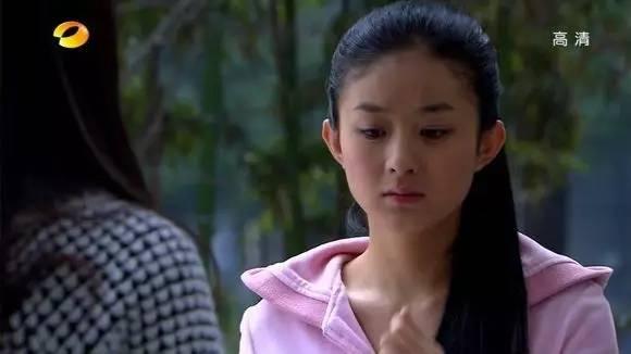 赵丽颖在《佳期如梦》中饰演安安