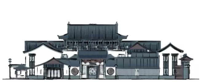 新中式禅意会馆——南海庄园图片
