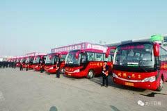 【城事】百台新能源纯电动城际巴士上线运营