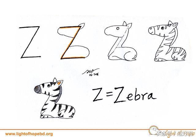 责 :   u    v是秃鹰   w是西瓜   x是x射线   y是牦牛   z是斑马