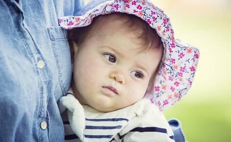 两岁宝宝认生胆小