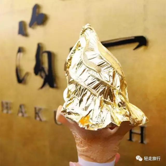 可以吃的金箔?关于金泽的金箔甜点攻略