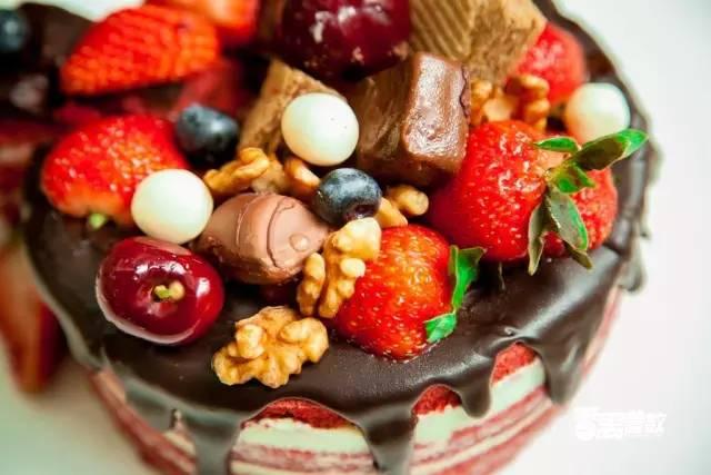 今年冬季最强甜品,红丝绒蛋糕!好男友圣诞节讨好女友必选!(内含福利)图片