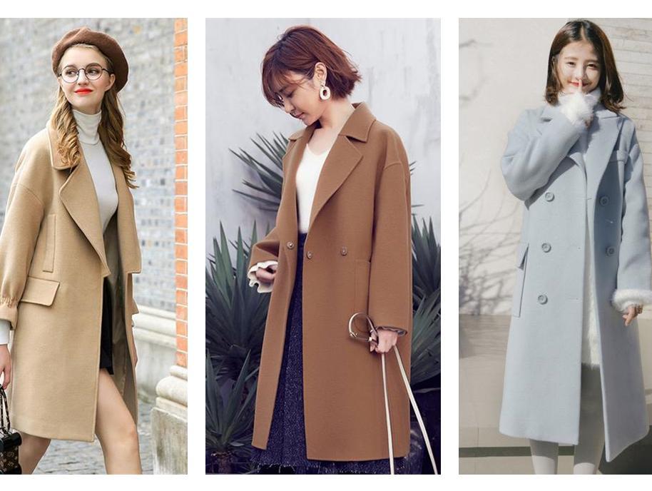 """这几款今年超有气质的大衣,完美女神是这样炼成的"""""""