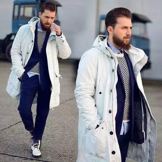 男生生活中休闲装如何穿才够帅气时尚?微胖男