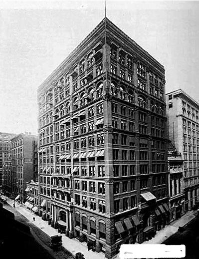 建筑学史|一场大火锻造的芝加哥建筑学派