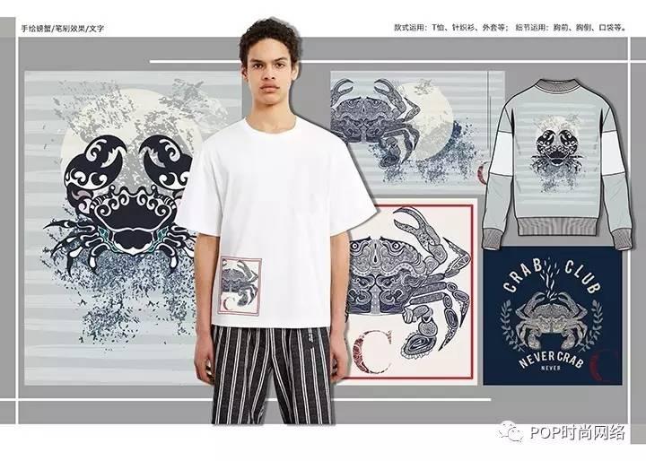 2018pop手绘海报