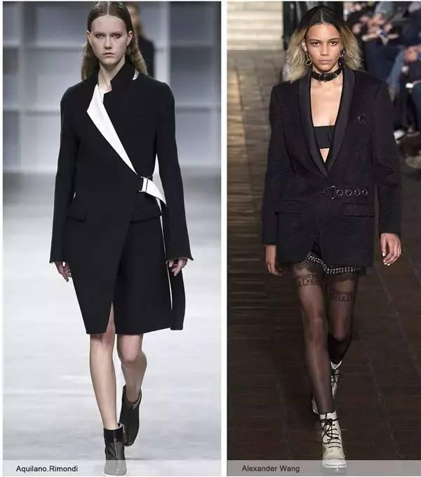 时尚进行到底 2017秋冬流行款式早知道