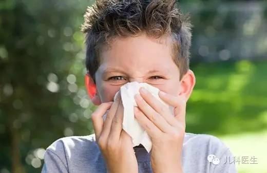 孩子过敏性鼻炎吃什么药好