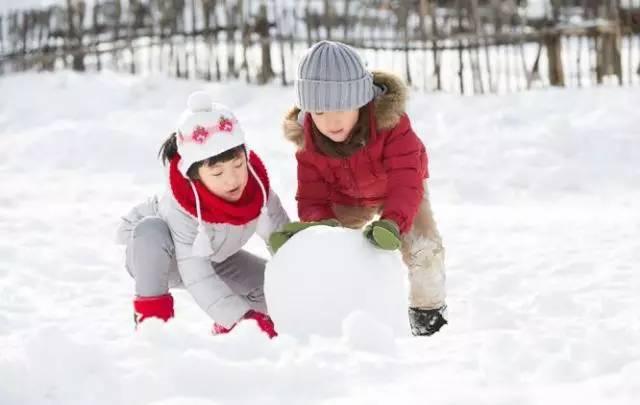 优秀小学作文精选:冬日里的游戏