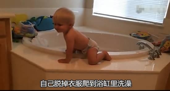四年半杨清柠歌词简谱-还记得去年超火的那个1岁半宝宝吗?自己起床、洗澡、穿衣服,甚至