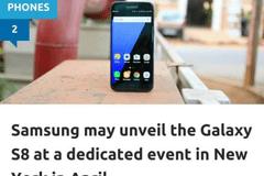 三星S8已确认4月发布 还有这么多黑科技
