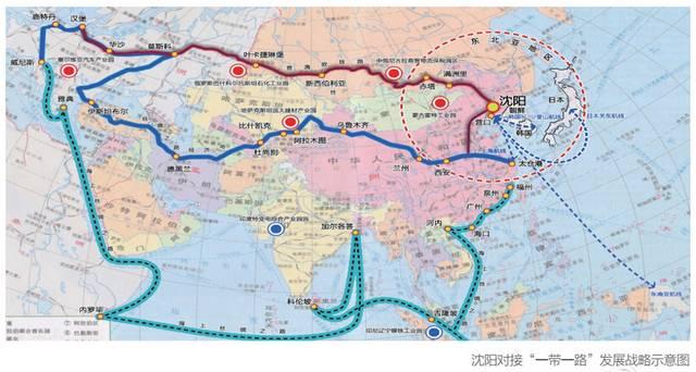 让沈阳空港成为东北亚的枢纽港!图片